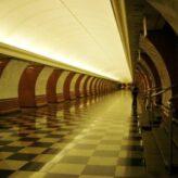 Metro v Moskvě