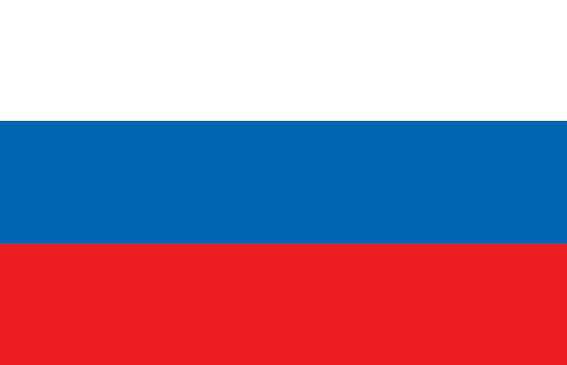 Výsledek obrázku pro rusko vlajka